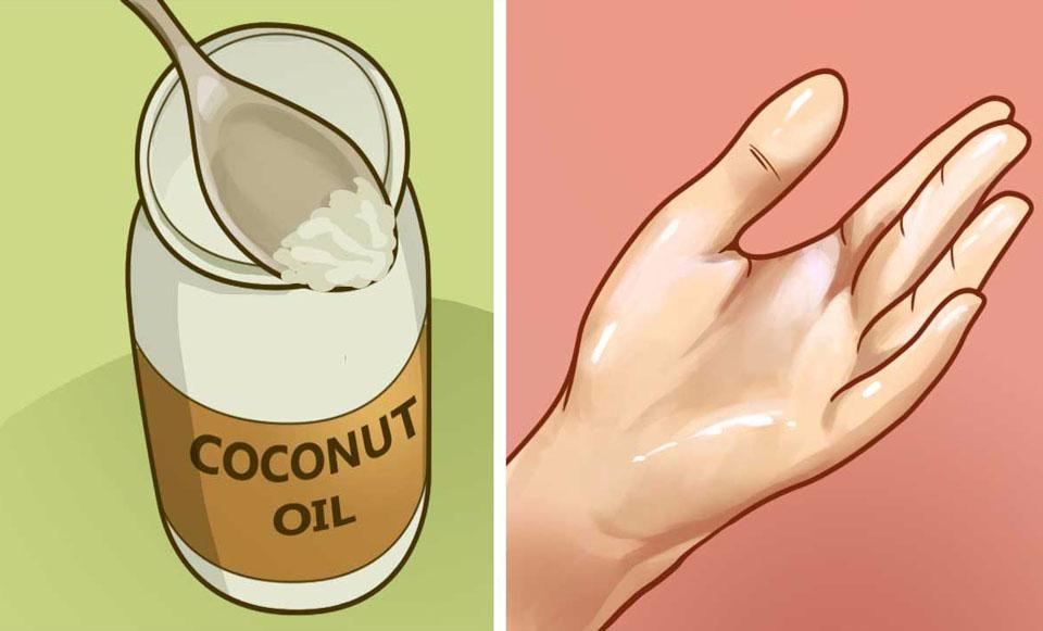 שמן הקוקוס אנטי בקטריאלי, אנטי פטרייתי, אנטי ויראלי. לאחר החלב שמקורו בהנקה,