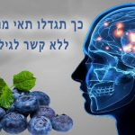 כך תגדלו תאי מוח חדשים ללא קשר לגיל שלכם !