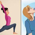 איך לשרוף קלוריות לאחר שאוכלים יותר מדי