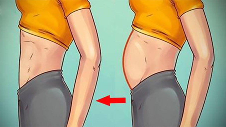 6 מזונות שמובטח שיורידו את השומן העקשן בבטן