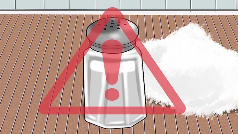 מה הם תופעות הלוואי בעקבות צריכת יתר של מלח?