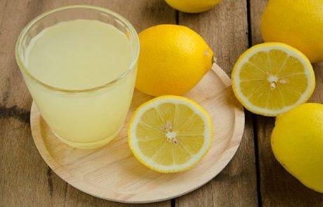 10 תופעות הלוואי בצריכת מינון יתר של מיץ לימון: 'מאמר חמוץ'