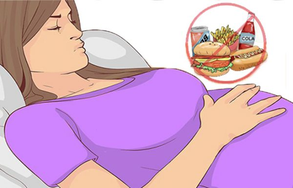 רופאים מיילדים חושפים את הסכנות הטמונות במזון מהיר לנשים בהריון