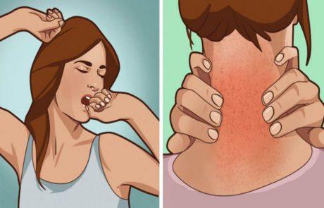 10 הדרכים בהן הגוף מודיע לנו על סימנים מוקדמים של מחלת הסוכרת!