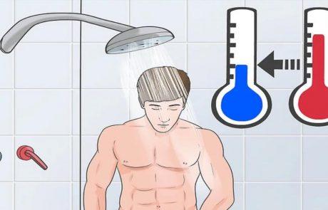 כנראה שעד היום התקלחתם לא נכון … כך תתקלחו בדרך הנכונה!