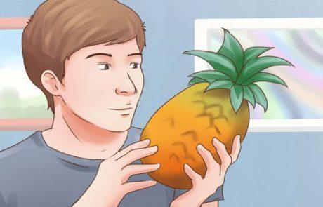 6 תופעות לוואי של אכילת יתר של אננס
