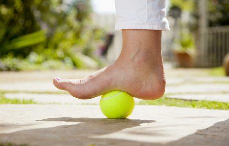 כך תוכלו להיפטר מכאבים בכף הרגל בתוך כמה דקות!
