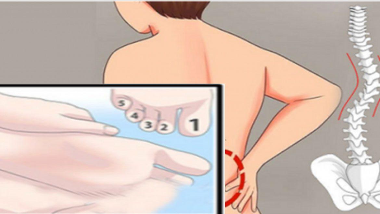 הסוד להקלה על כאבי גב נמצא ברגליים! בצעו 5 תרגילים ב 15 דקות