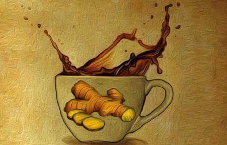 7 סיבות לכך שכדאי לכם לשתות תה עם זנגביל