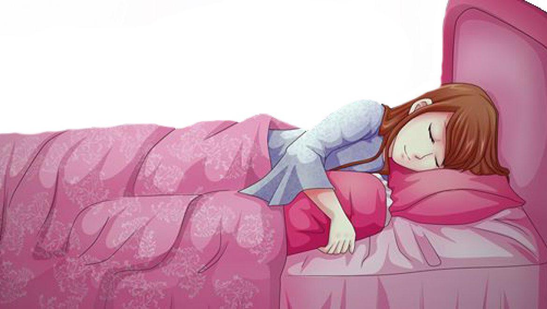 טיפים משיטת טיפול האַיוּר וֶדַה לשינה טובה: ללכת בעקבות סוג הגוף