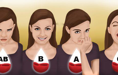 10 דברים שאתם צריכים לדעת אודות סוג הדם שלכם!