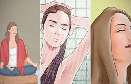 6 טיפים לטיהור ההילה כדי לשחרר את עצמכם מפני שליליות