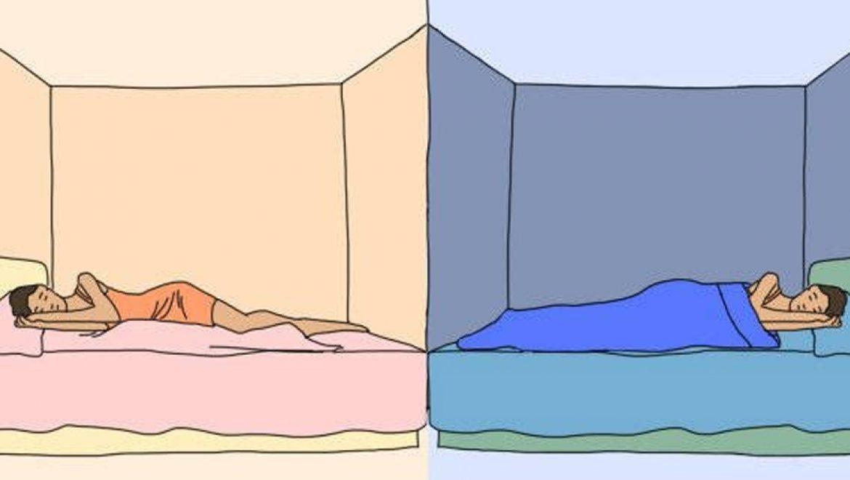 היתרונות הבריאותיים של שינה בחדר קריר. מדהים!