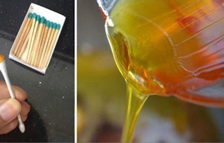 איך לזהות דבש מזויף (הוא בכל מקום) באמצעות טריקים פשוטים