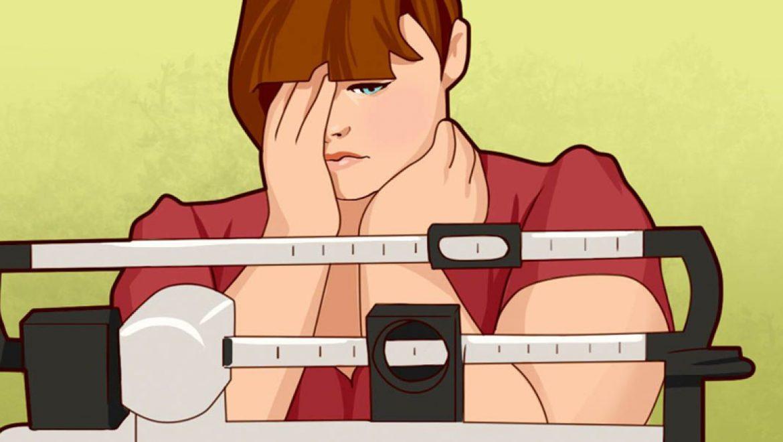 10 סיבות שבגללן אתם לא מצליחים לרדת במשקל