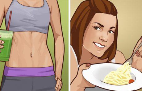 חשוב לדעת: 10 המזונות האלה ימנעו מכם לרדת במשקל!