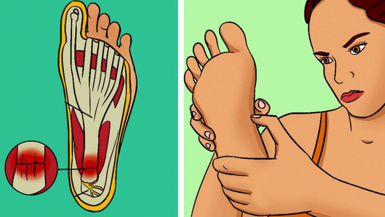 5 בעיות בריאותיות ברגליים וכך ניתן להיפטר מהן!