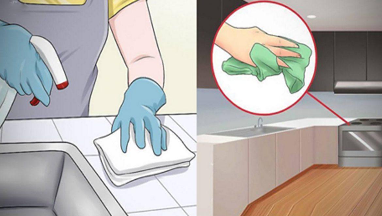 8 דרכים שבהן תוכלו להרחיק את החיידקים המסוכנים מהבית שלכם!