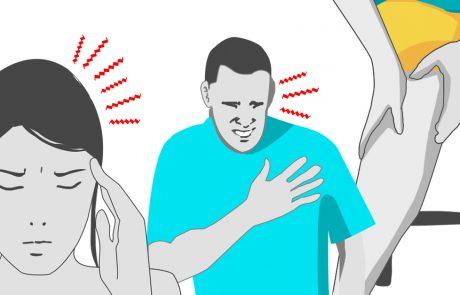 אם הגוף שלכם מבקש עזרה, אל תתעלמו מהסימנים הנפוצים האלה!